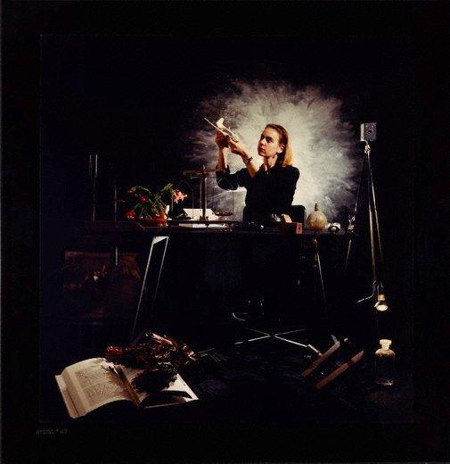 An image of Artist #47 (Debra Phillips) by Anne Zahalka