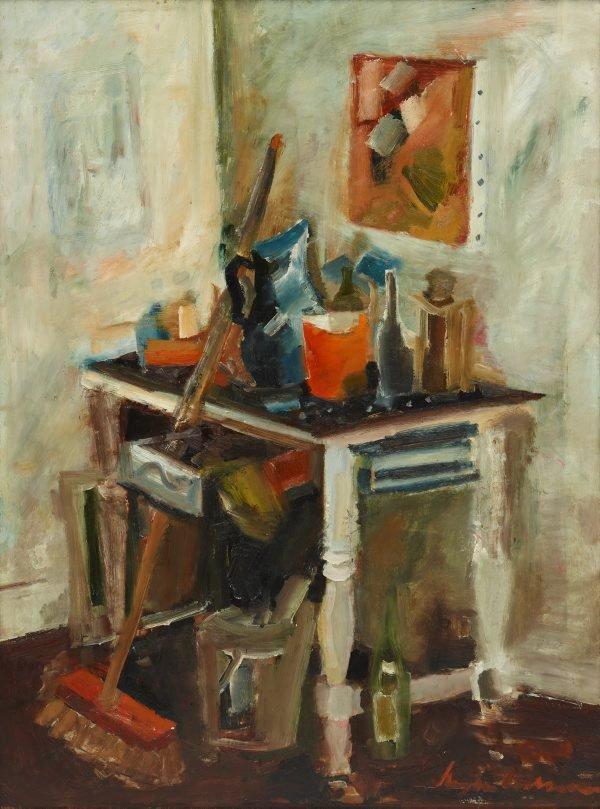 An image of The studio corner