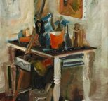 Alternate image of The studio corner by Francis Lymburner