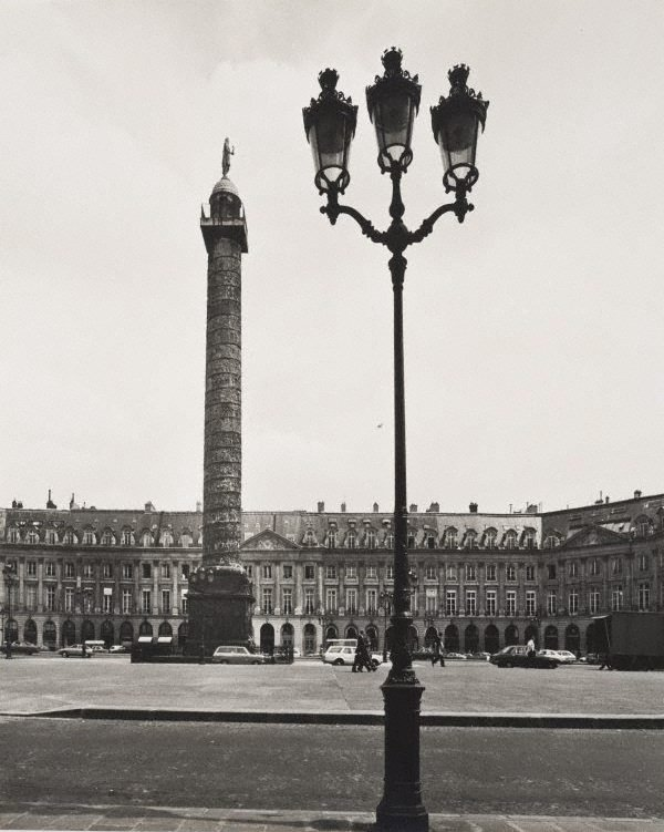An image of Untitled (Place Vendôme with the column)