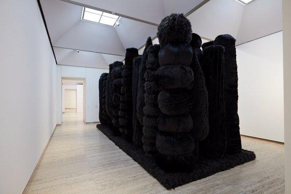 Alternate image of My monument: black garden by Kathy Temin