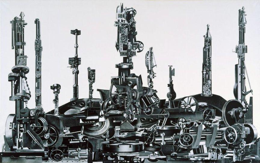 AGNSW collection Robert Klippel Philadelphia (1978-1979) 4.1980