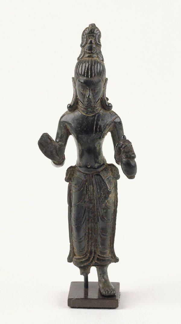 An image of Avalokiteshvara, bodhisattva of compassion