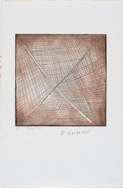 An image of Mardayin design by John Mawurndjul
