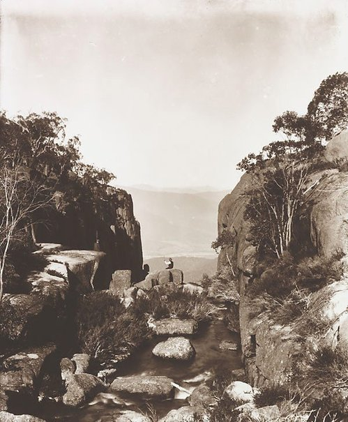 An image of Buffalo Gorge by Nicholas Caire