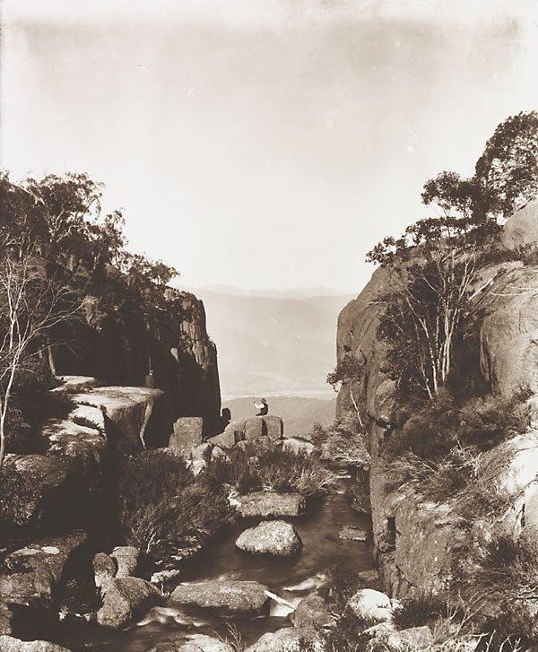 An image of Buffalo Gorge