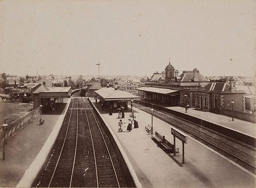 An image of Petersham Railway Station by Unknown