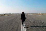 This time tomorrow: Tempelhof, 2011 by Lauren Brincat