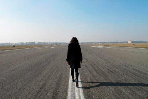 An image of This time tomorrow: Tempelhof by Lauren Brincat