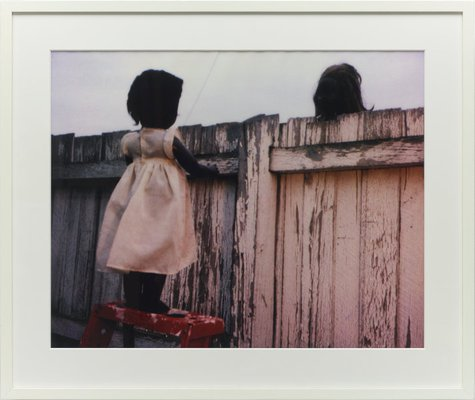 Alternate image of Over the Fence by Destiny Deacon