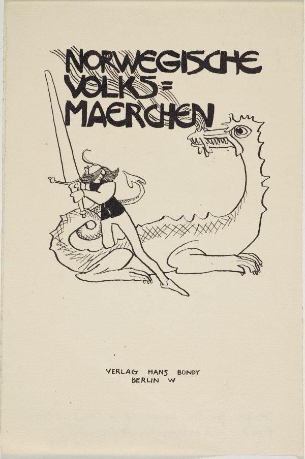 An image of Norwegische Volks Maerchen