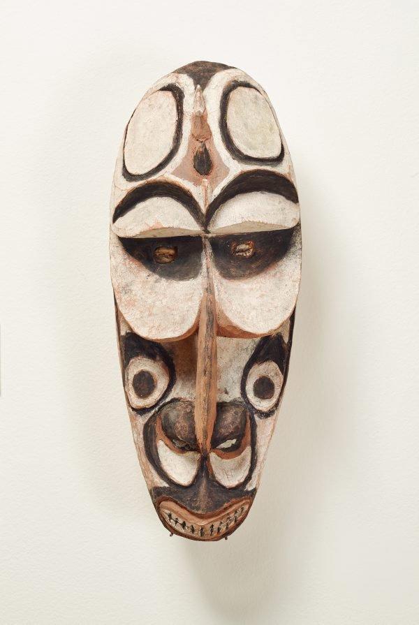An image of Wanjagawi (mask)