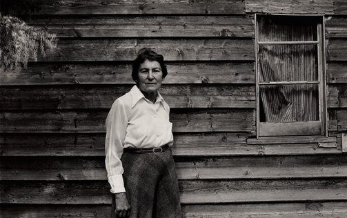 An image of Olive Cotton, 71 years by Leanne Temme