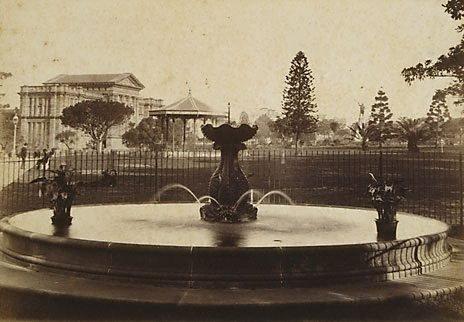 An image of Botanic Gardens, Sydney