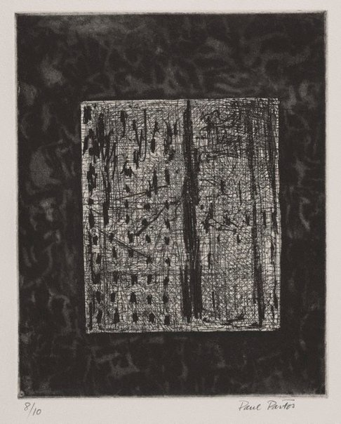 An image of (Untitled, dark border) by Paul Partos