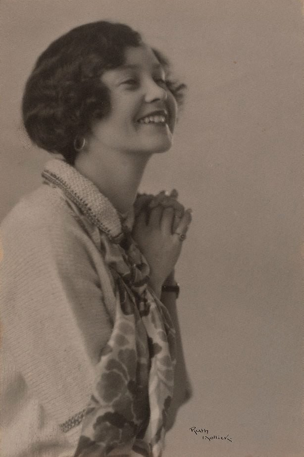 An image of Miss Jocelyn Purves Smith