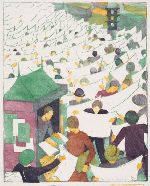 An image of Special edition by Ethel Spowers
