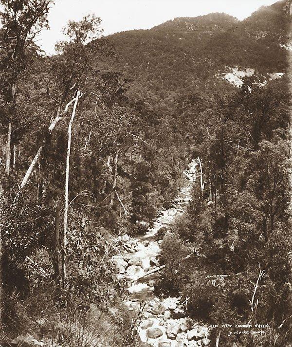 An image of General view, Eurobin Creek