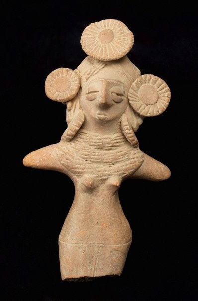 An image of Female figure by