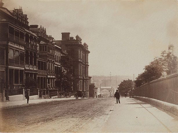 An image of Macquarie Street