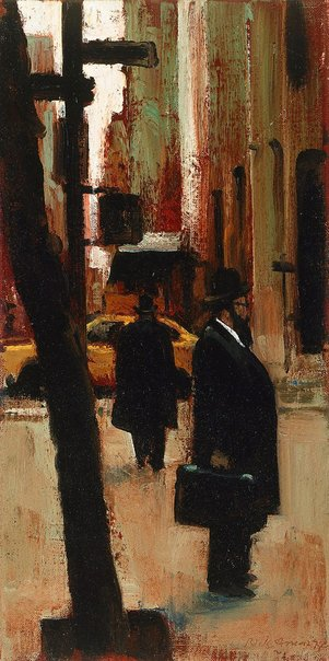 An image of 47th Street by Rick Amor