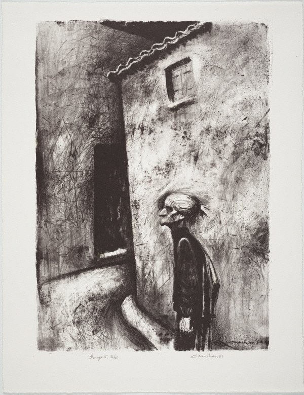 An image of Old woman
