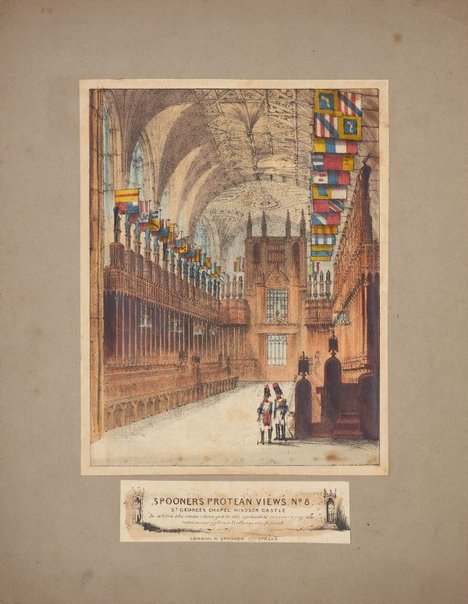 An image of Saint George's Chapel by Unknown