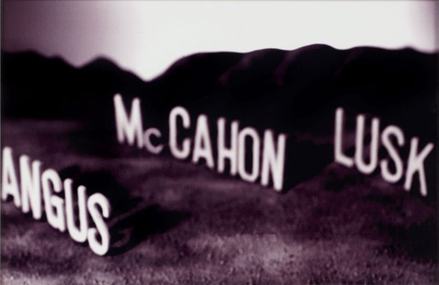 An image of Angus McCahon Lusk
