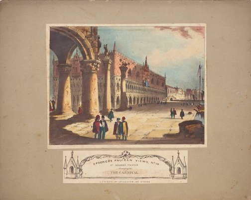 An image of Saint Mark's, Venice by Unknown