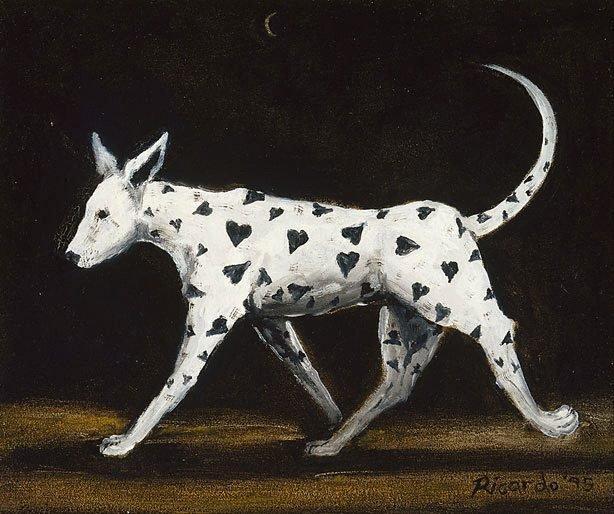 An image of Dalmatian