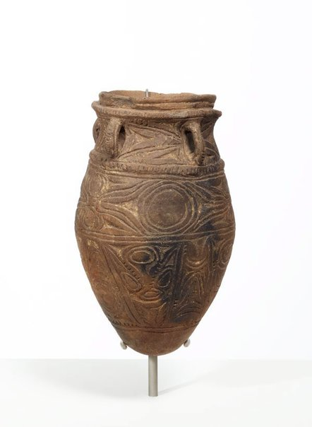 An image of Sorcery pot by attrib. Abu people