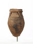 Alternate image of Sorcery pot by attrib. Abu people