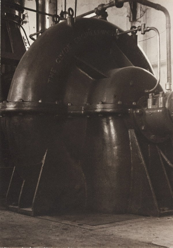An image of Untitled (Clyde Engineering Turbine)