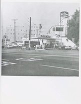 An image of Twentysix gasoline stations by Edward Ruscha