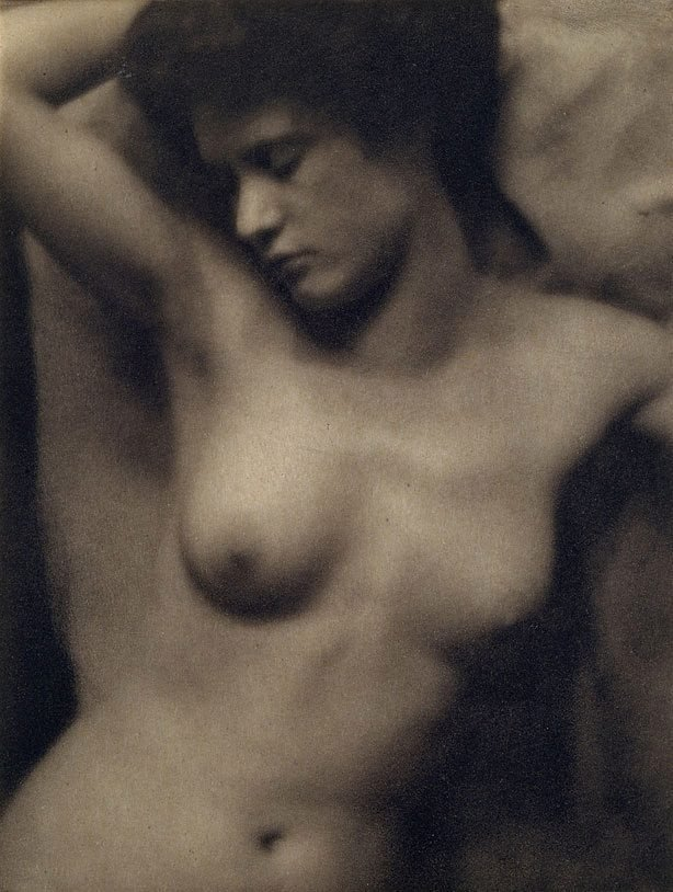 An image of Torso 1907, from Camera Work, no 27, July 1909