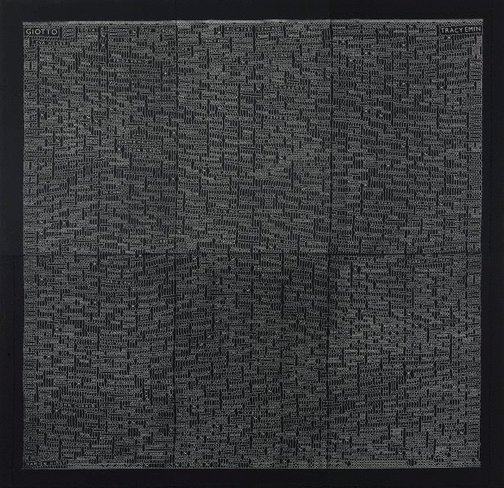 An image of Black square by Justin Trendall