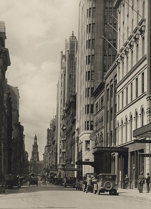 An image of York Street, Sydney