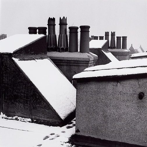 An image of Winter in London by David Moore