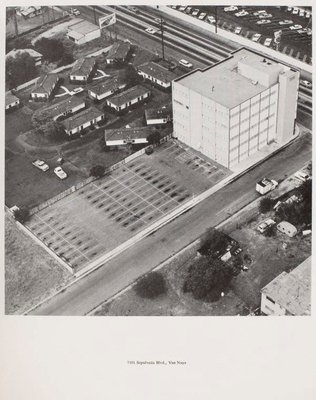 Alternate image of Thirtyfour parking lots in Los Angeles by Edward Ruscha