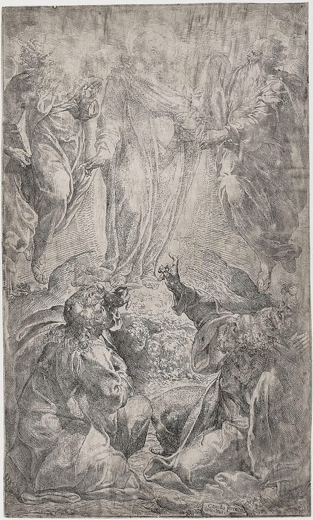An image of The Transfiguration