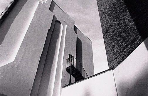 An image of London walls by David Moore