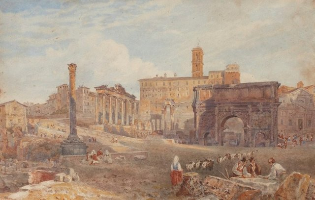 An image of The Forum, Rome