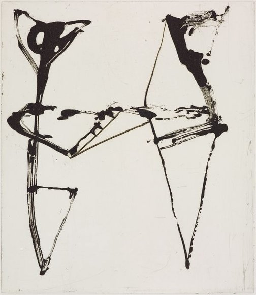 An image of 11 by Brice Marden