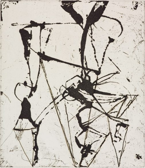 An image of 12 by Brice Marden