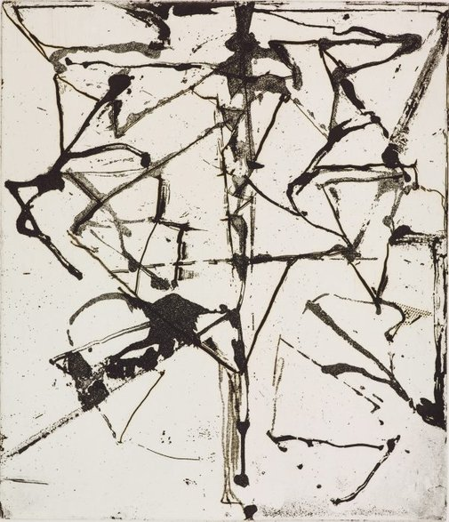 An image of 14 by Brice Marden