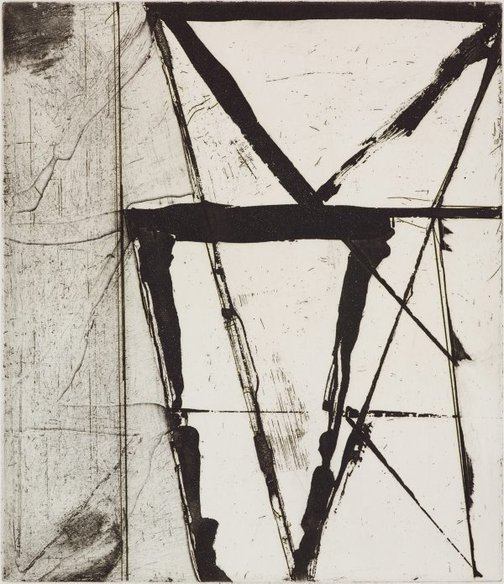 An image of 17 by Brice Marden
