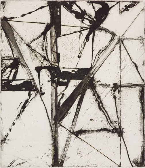 An image of 18 by Brice Marden