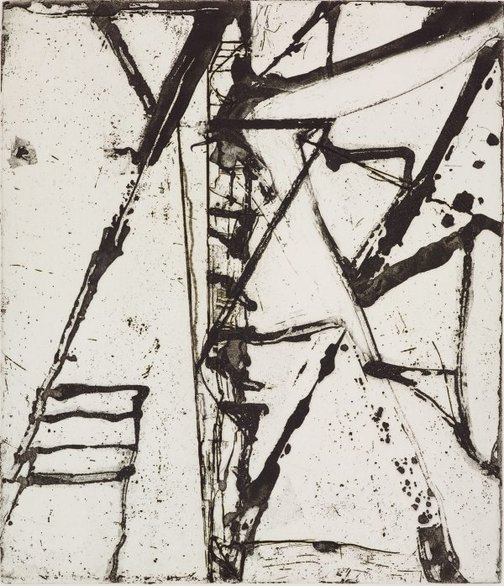 An image of 19 by Brice Marden