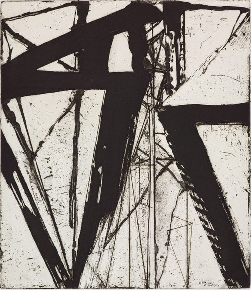 An image of 21 by Brice Marden