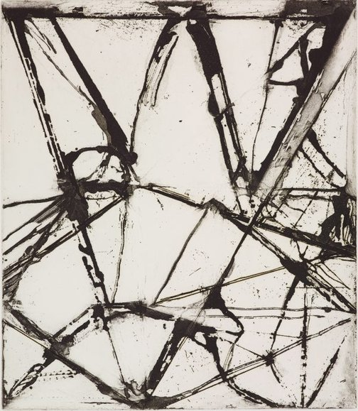 An image of 22 by Brice Marden